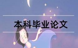 汉语言文学本科生论文