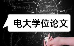 电子商务专业论文